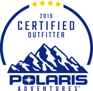 Certified Polaris Adventures Outfitter